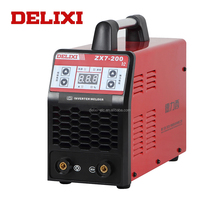 DELIXI TIG MMA Inverter Portable WS-200 Welding Machine