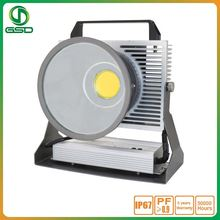 Eco-Friendly products LED ip67 COB color changing outdoor led flood light