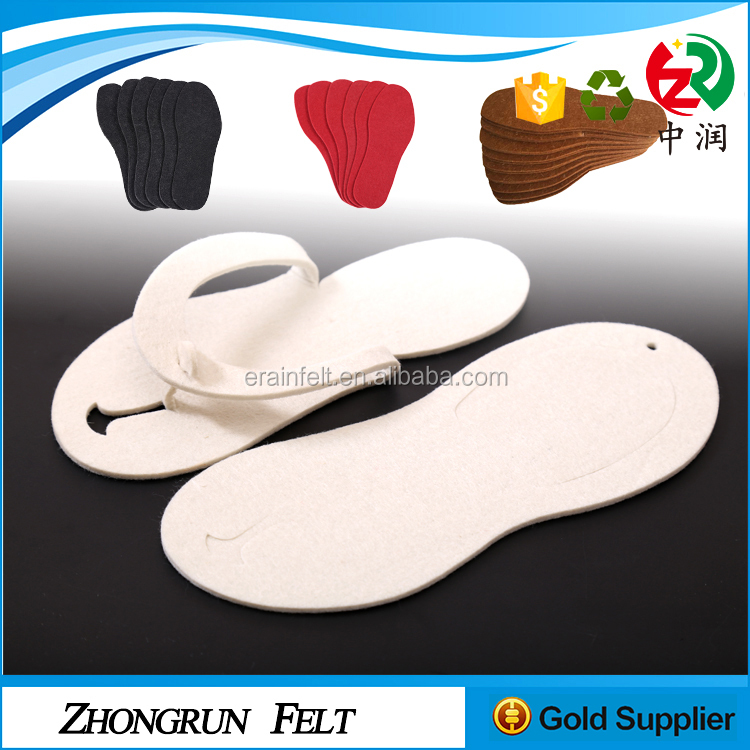 Alibaba Fabric Fancy Custom Hotel Supply Free Sample Felt Men Eva Slipper For Beach