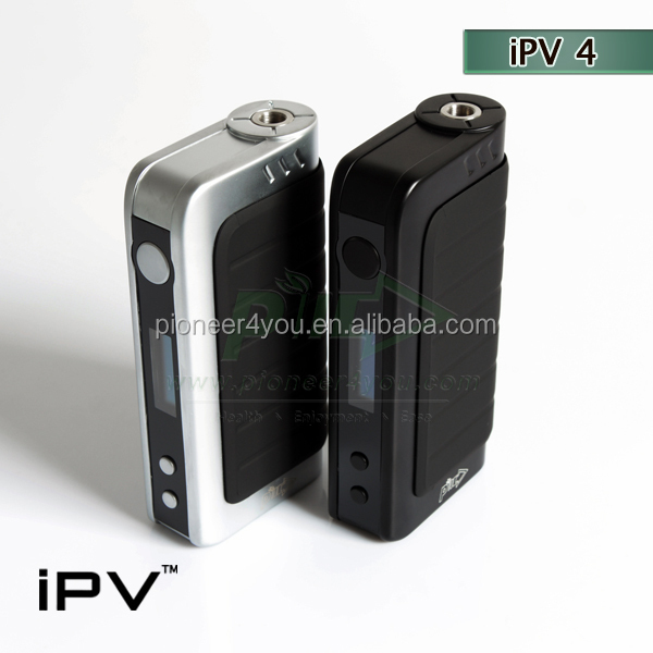 black ipv4s with temp control Hot Seller Ecig Box Mod ipv4S 120 Watt Box Mod Ecig Ipv4S Black