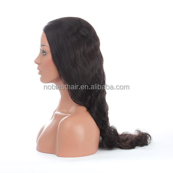 Fashion brazilian full lace front wig for black women