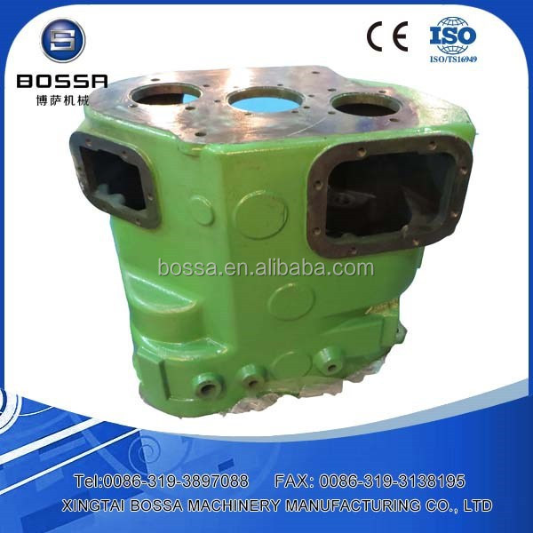 truck parts FAST gearbox housing lost foam casting
