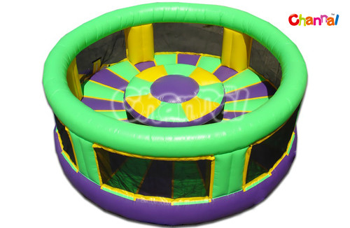 Inflatable Round Gladiator Coliseum Game/Interactive Games for Adult
