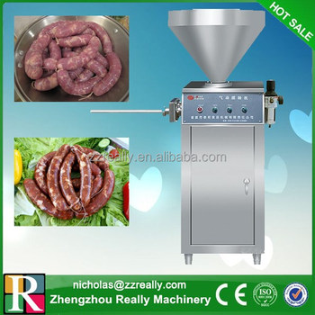 High efficiency commercial type factry price non used sausage high efficiency commercial type factry price non used sausage stuffer sciox Image collections