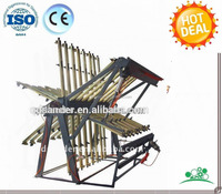 Wood Clamp Carrier/Hydraulic composer/Core-board making machine