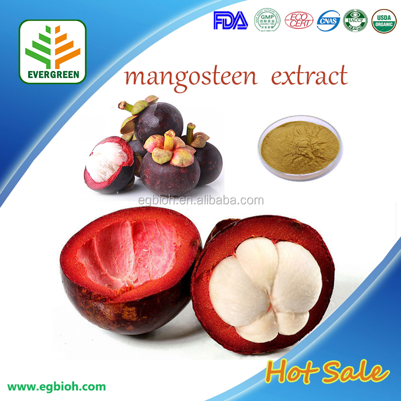 Mangosteen extract/Dried mangosteen rind/Mangosteen rind extract powder