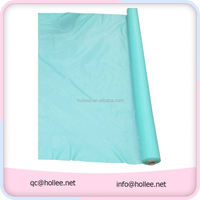 chinese cheap factory direct sale super clear soft roll pvc plastic color film