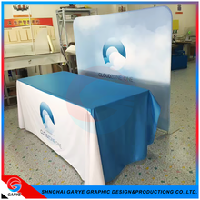 Fabric pop up trade show exhibition display stand