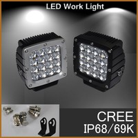offroad led work light hid work light high end led tractor working lights