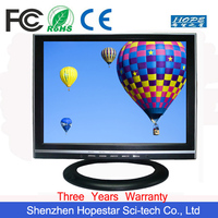 "advertising player 13"" inch bus lcd tv monitor"
