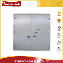 Alibaba china nsure money and life safety safe bank vault door with high standard