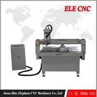 rotary 4 axis cnc router / stone carving machine