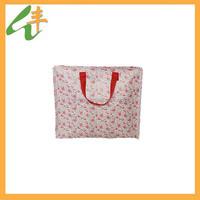 plastic beautiful pattern bag shopping