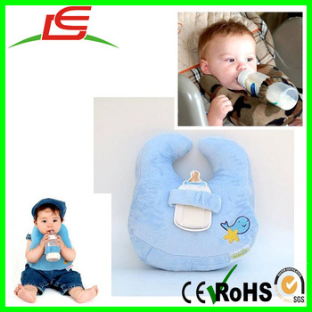 New Hands Free Infant Feeding Baby Bottle Holder
