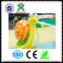 Cool! swimming pool water jet for slide/kids water park equipment project QX-079I