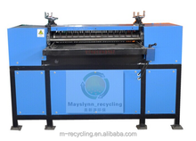 Waste Radiator Recycling machine/Waste Copper Aluminum Recycling Machine aluminum machine