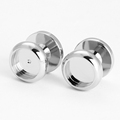 Copper metal mens accessory tuxedo studs for shirts