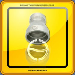 ISO9001:2008 Malleable Iron Pipe Fittings for Building Hardware