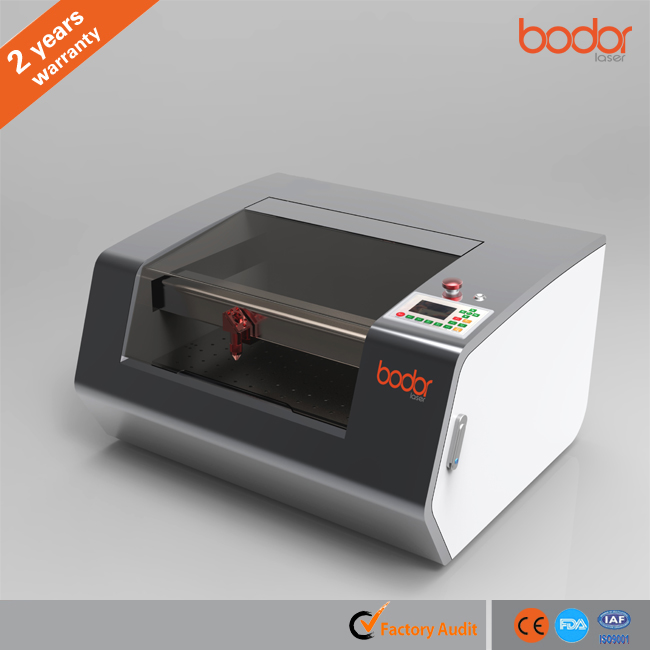 CNC co2 cardboard laser cutter machine die cutter engraver machines from China leader factory