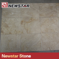 China travertine stone paver