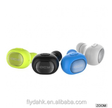 Q26 Mini Invisible Earbud V4.1 Wireless Bluetooth Car Headset Earphone with Mic Hands-free Stereo noise canceling