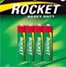 Rocket AAA Manganese Dry Charged Battery