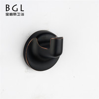 bathroom accessories shower rooms zinc alloy and ORB finishing clothes hook