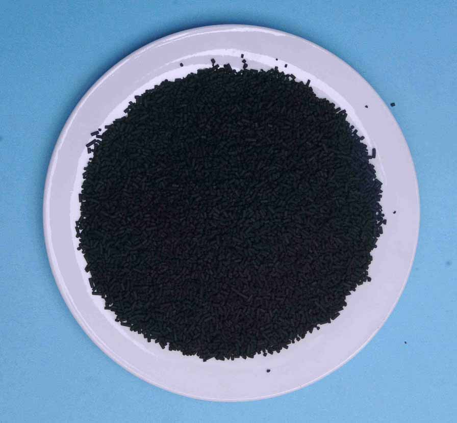 4mm Pellet Activated Carbon for H2S removal, air purification and gas treatment