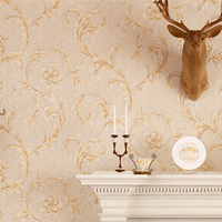 2015 newest design wallpaper/ non-woven wallcovering/ China made/ 53CM/ 3d design