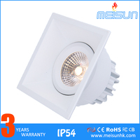 10w Downlight Super Bright Dimmable Square Ceiling Downlight Lamp 10Watt Led Downlight Light