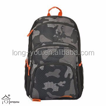 Backpack manufacturers china custom mede mountain top backpack
