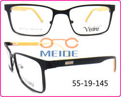 2015 stainless steel new model eyewear frame glasses for men