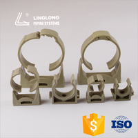 PPR pipe raw material top quality ppr clamp pipe fitting mould high temp pipe clamp