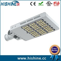 Strong Aluminum House 40w-300w Street LED Lighting With Meanwell Driver and Bridgelux chip