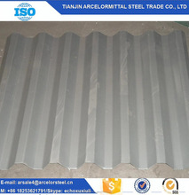 Cheap Zinc Corrugated Steel Sheet / Corrugated Sheets Roofing