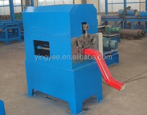 Metal Gutter Shaping Machine Downspouts cold roll forming Machine For Sale from china manufacturer