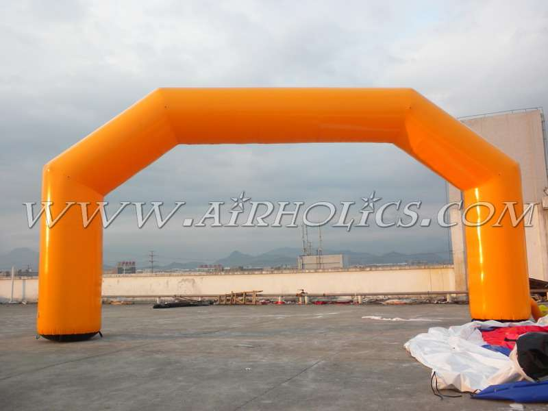 air blown arch inflatable