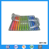 Summer high quality PVC inflatable water floating bed