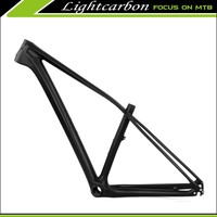 "LIGHTCARBON 2015 MTB Carbon Frame 29er 29 inch FM629 Mountain Bikes Supplier 16"" 18"" 20"" UD finish"