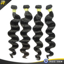 Top Grade Loose Wave Real Human Wet And Wavy Indian Remy Hair Weave