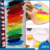 (Trade Assurance) Professional Paints DIY Paint on Canvas, Wood, Glass Acrylic Paint Set