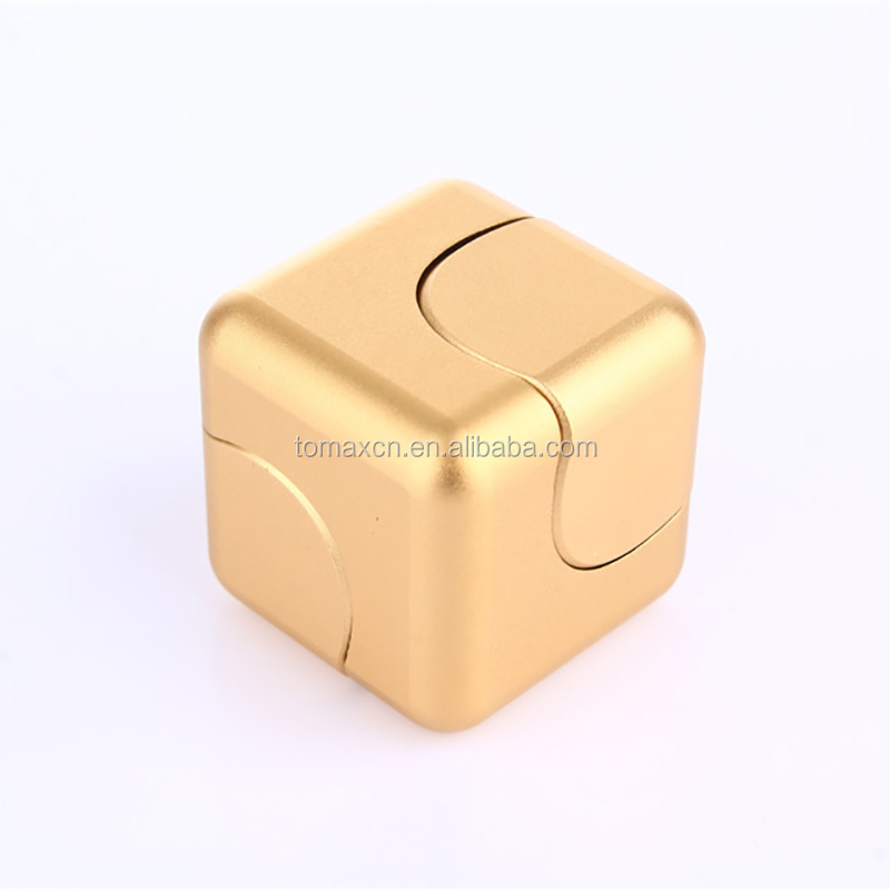 Printing fidget cube toy for stress release EDC 2017hot promotion products