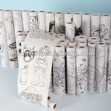 popular animal coloring pages roll