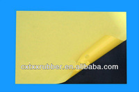 self-adhesive rubber foam sheet,glue with rubber foam,adhesive foam rubber