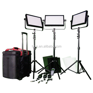 Classical battery operated 60W High Brightness dimmable LED video film shooting light