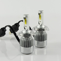 Direct factory wholesale price 12V H4 H13 9004 9007 high low beam led car headlight