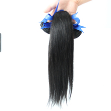 natural black straight hair cheapest bouncy Vietnam virgin human hair