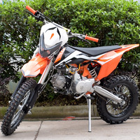 Motorcycle 125cc 110cc Dirt Bike 125