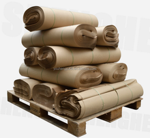 100gsm Recycled Brown Kraft Paper Roll/Recycled Kraft Paper