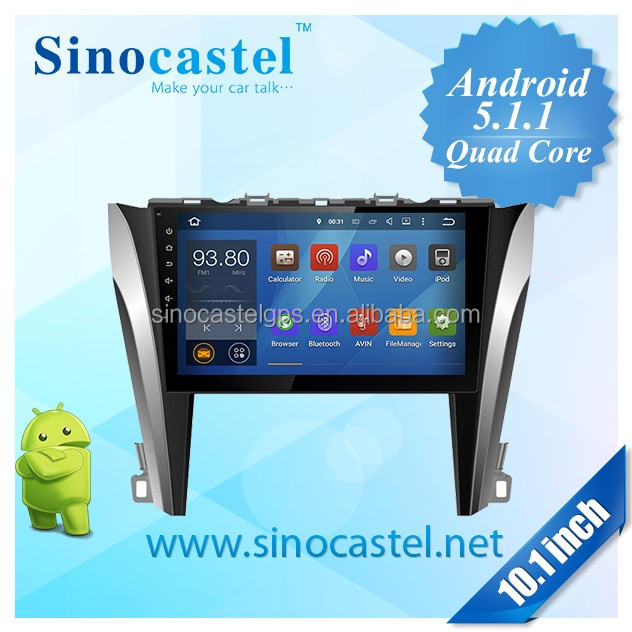 New arriving!!!Toyota Camry 2015 100% pure Android 5.1 car dvd player
